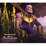 Road to Marvel's Avengers: Endgame - The Art of the Marvel Cinematic Universe, The (The Road to Marvel's Avengers 4 - the Art of the Marvel Cinematic Universe)