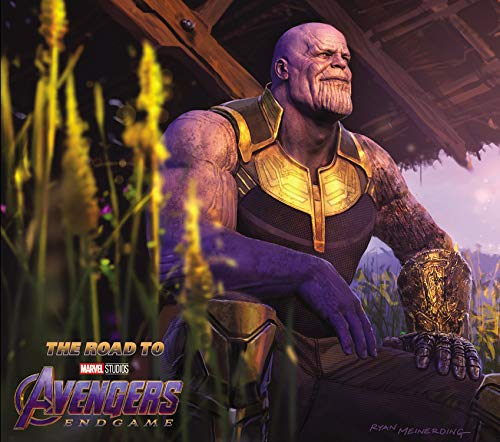 The Road to Marvel's Avengers: Endgame - The Art of the Marvel Cinematic Universe (The Road to Marvel's Avengers 4 - the Art of the Marvel Cinematic Universe)