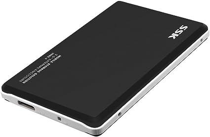 Amazon.com: SSK - Carcasa para disco duro externo (USB 3.0 a ...