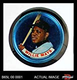 1965 Old London Coins Willie Mays San Francisco Giants (Baseball Card) Dean's Cards 5 - EX Giants