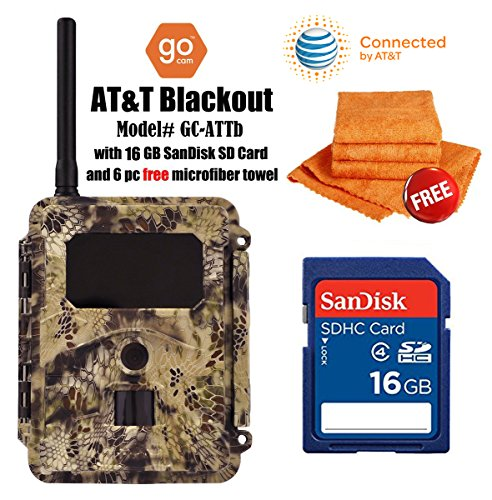 Spartan HD GoCam (at&T Blackout) ReadyToUseSpecial Deal (2-Year Warranty) Free 16GB SD Card & 6pcs Free Premium Soft Edge Microfiber Towels Review
