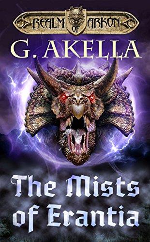 The Mists of Erantia: Epic LitRPG (Realm of Arkon, Book 7)
