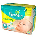 Pampers Swaddlers (Newborn) 240 count