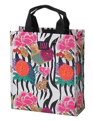 Polly Small Shopper-Asian Floral