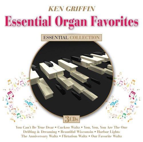 Ken Griffin 75 Essential Organ Favorites 3 CD set