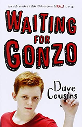 book cover of Waiting for Gonzo