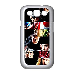 The Avengers FG0070323 Phone Back Case Customized Art Print Design Hard Shell Protection Samsung Galaxy S3 I9300