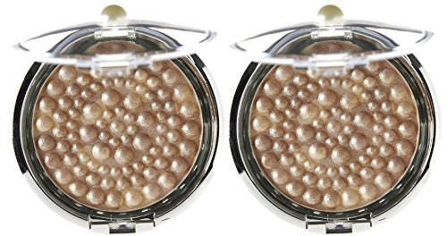Physicians Formula Mineral Glow Pearls Powder Palette, Beige Pearl 7041, .28 oz Pack of 2