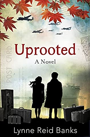 book cover of Uprooted