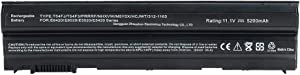 Alipower Laptop Battery Replacement for Dell Latitude E5430 E6420 E5420 E6520 E5530 E5520 E6430 E6520, Inspiron 5520 5720, Vostro 3560, Fits P/N 8858x T54F3 T54FJ 2P2MJ DHT0W