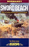 Sword Beach, Tim Kilvert-Jones, 0850526736