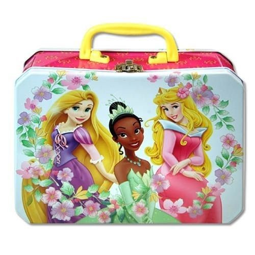 (Disney Princesses Deluxe Tin Lunch Box)