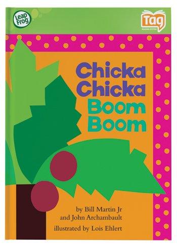 7 Pack LEAPFROG ENTERPRISES CHICKA CHICKA BOOM BOOM AGE 4-7 -