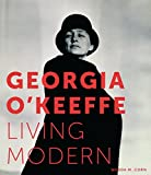 img - for Georgia O'Keeffe: Living Modern book / textbook / text book