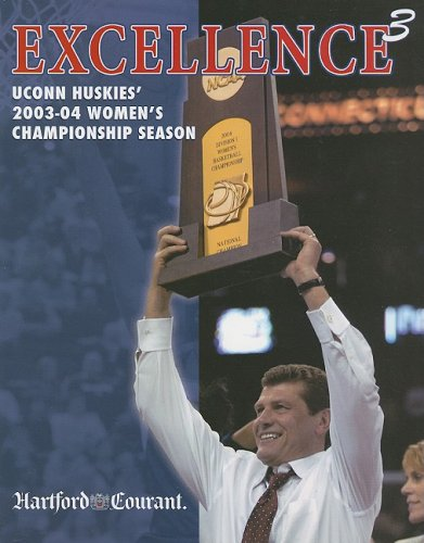 Excellence3  Uconn Huskies 2003 04 Womens Championship Season
