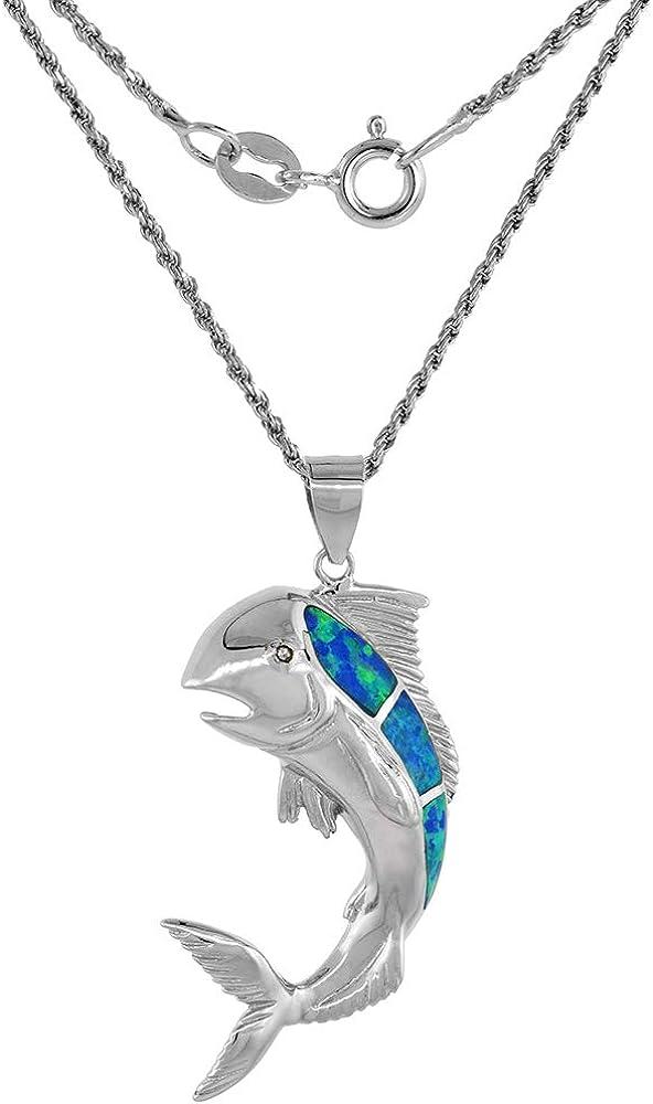 Thorsten MAHI MAHI Fish Sealife Ocean Hawaii Design Sport Fishing Print Polished Tungsten Ring 6mm Wide Wedding Band from Roy Rose Jewelry