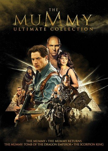 The Mummy Ultimate Collection -
