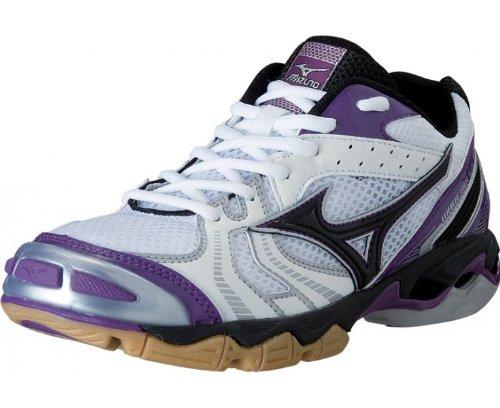 corte Wave Zapatos blanco de Mizuno 2 mujer para Bolt Oz1qaZ