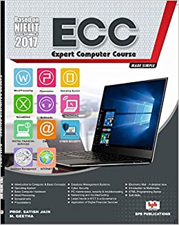 Buy expert computer concepts ecc made simple book online at low buy expert computer concepts ecc made simple book online at low prices in india expert computer concepts ecc made simple reviews ratings amazon fandeluxe Image collections
