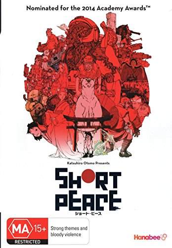 Short Peace | Anime | NON-USA Format | PAL Region 4 Import - Australia