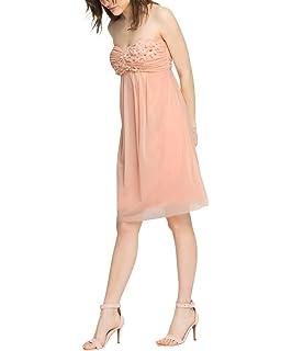 Esprit kleid rosa blumen