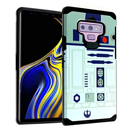 Star Wars R2D2 Galaxy Note 9 Case, DURARMOR Dual Layer for sale  Delivered anywhere in USA