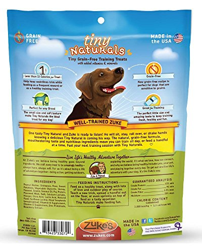 Zukes-Tiny-Naturals-Dog-Treats-Tasty-Peanut-Butter-Recipe-5-Ounces