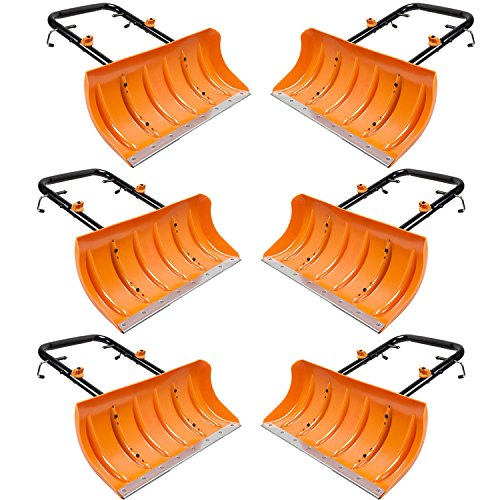 WORX WA0230 AeroCart Snow Plow, 6-Pack by .....Worx....