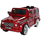 mercedes benz authorized metallic painting amg upgraded version 12v ride on car led kids vehicle mp3 with remote control metallic red