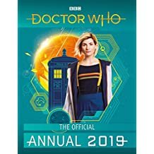Doctor Who: Official Annual 2019