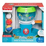snail fisher price - Fisher-Price Go Baby Go! Swirl 'n Tunes Gumball - Go Baby Go!, Multi Color