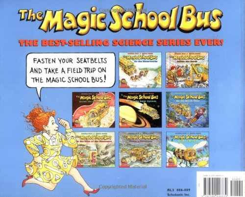 The Magic School Bus And The Electric Field Trip: Joanna Cole ...