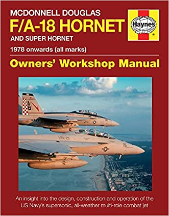 8042843076 McDonnell Douglas F A-18 Hornet and Super Hornet  An insight into the  design