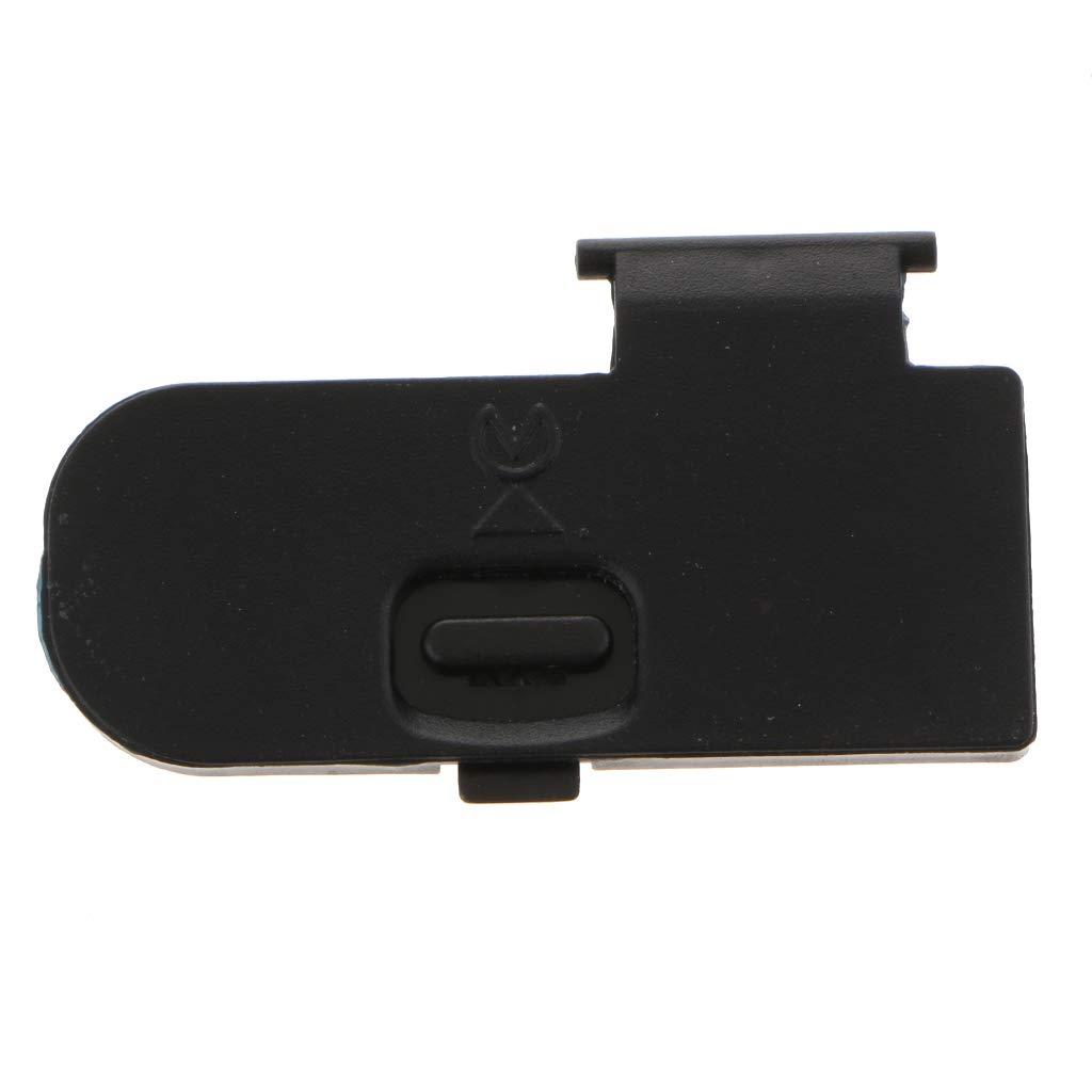 P Prettyia Replacement Camera Battery Door Cover Case Cap Lid Repair for Nikon D3100