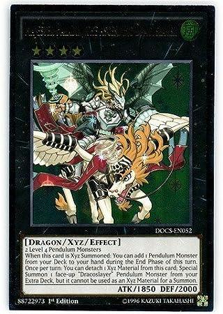 Ultimate Japan New Yu-Gi-Oh! Majester Paladin the Ascending Dracoslayer