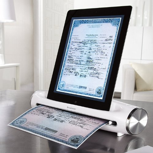 iConvert Scanner for iPad Tablet by SVP