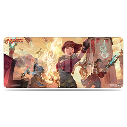 Magic the Gathering: Aether Revolt 6ft Table Play Mat - Key Art by Ultra Pro (Image #1)