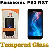 M.G.R.J Pro HD+ Tempered Glass Screen Protector for Panasonic P85 NXT