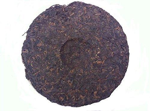 1428 grams Pu Erh Black Tea, Grade A Fermented Puer Tea Cake Bag Packing