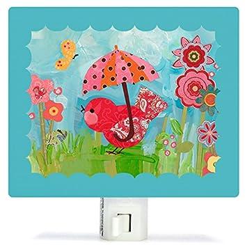 Amazon.com: Oopsy Daisy – Fine Art para niños luz nocturna ...