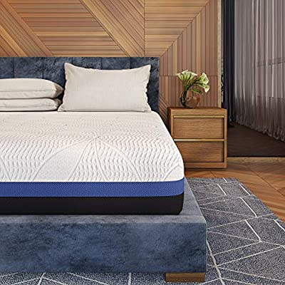 Classic Brands Sutton Gel Memory Foam and Innerspring Hybrid