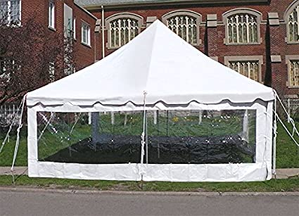 best loved 6f0f0 0207b TentandTable Clear Tent Sidewalls