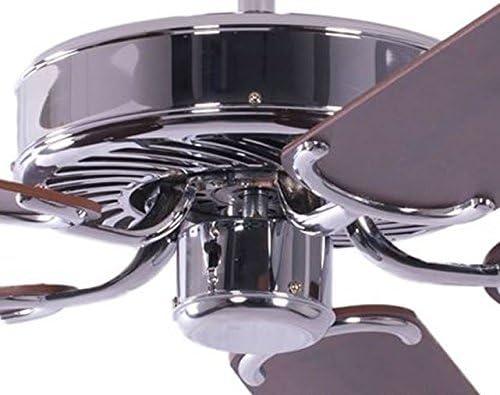 Pepeo GmbH 13322010132_v4 Ventilador de techo, 58 W, 240 V, Gris ...