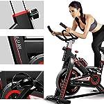 Indoor-Spinning-Bicycle-Ultra-Quiet-Esercizio-Bike-Home-Bicicletta-Sport-Attrezzatura-per-Il-Fitness-Aerobica-Training-Device-puo-Essere-regolata-in-Base-alle-proprieNero