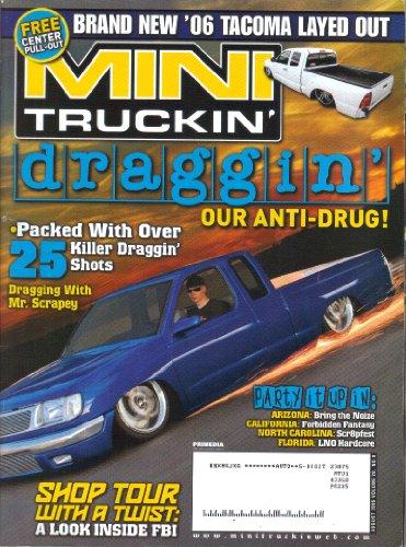 Mini Truckin' Magazine, Vol. 20, No. 8 (August, 2006)