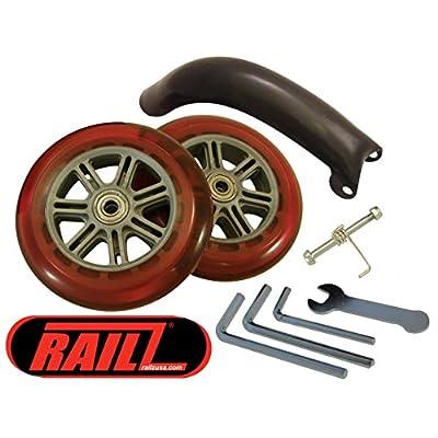 Railz Scooter Wheel-Brake-Kit-100mm