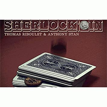 SOLOMAGIA Sherlockoin by Thomas Riboulet and Anthony Stan: Amazon ...