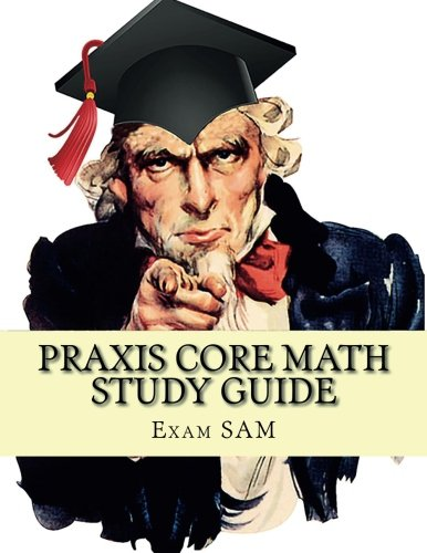 Praxis Core Math Study Guide product image