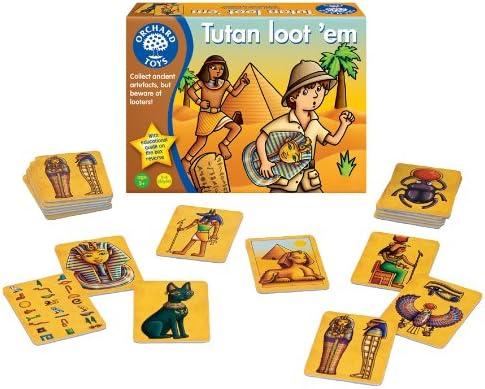 Orchard Toys Tutan Loot em - Juego de Cartas: Amazon.es: Juguetes y juegos