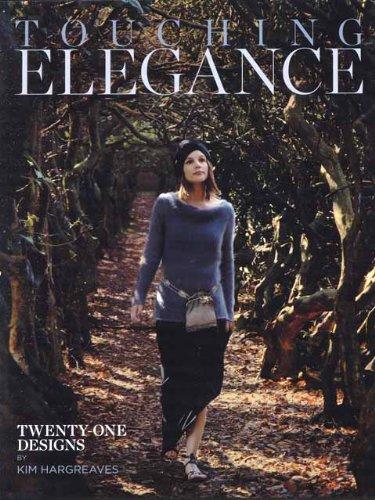 Rowan Books, Kim Hargreaves Touching Elegance (Rowan Dk Cashsoft)